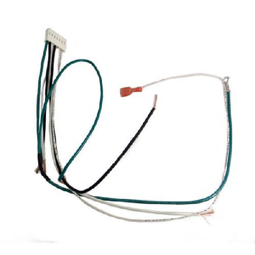 drwh-120 120v wiring harness reverberray high intensity heater  international radiant & mechanical systems